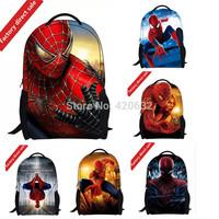 Spider-Man 2 3D Boy Child Backpack kids Backpack