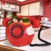 Fashion personality telephone household antique fitted