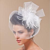 Bridal  hats bride hair accessory wedding accessory