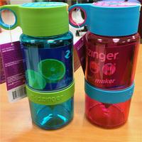 500-600ml children fashion lemon drinkware Cheap Hot Wholesale fruit juice cup popular lemon water bottle cup
