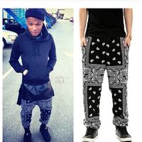 A++++ men harem pants jogging hip hop bandana pants sweatpants mens joggers sport baggy pants men trousers plus size M-3XL