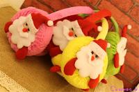 Winter Warm Ear Warmers Santa Claus Cartoon Cute Ear Covers Protcetor Adult Unisex FS137