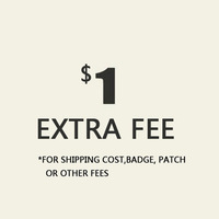 Extra Fee and Additional Pay on Your Order Extra Postage Link