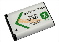NP-BX1 Battery for Sony Cyber-shot RX1 RX100 WX300 WX350 HX400 H400 Camera & HDR-AS10 AS20 AS30 AS100 CX240 & PJ275 Camcorder