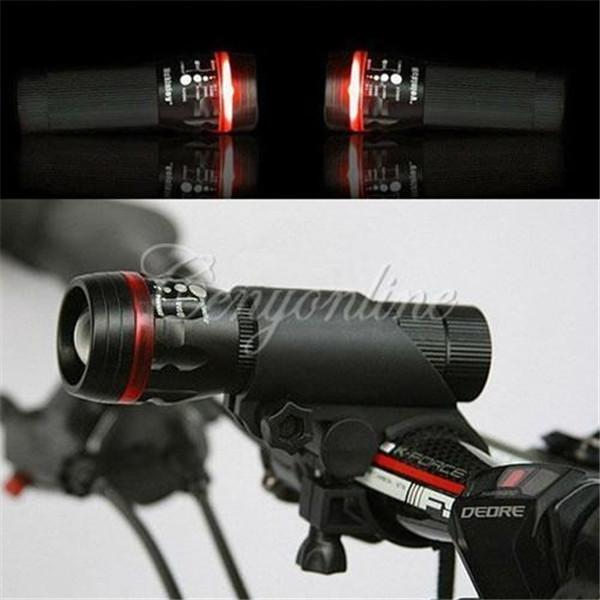 7-320 3 режимы регулируемая велосипед факел