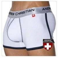 Panties andrew c for hr istian u three-dimensional cup ac panties male boxer panties Andrew Christian Andrew Christian