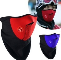 promotion 1pcs New Bicycle Winter Ski snow neck warmer face mask helmet for Skate/ Bike /Motorcycle free shipping