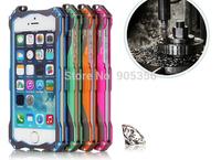 Unique Fancy 5/5s metal phone case Anti-Knock Multicolor Metal Cellphone case For Iphone 5/5s New Arrival!!!