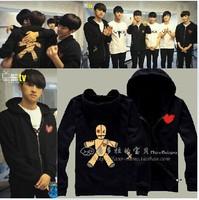 VIXX VOODOO Voice Visual Value in Excelsis hoodie  bts exo hoodie