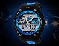 SKMEI 1015 Men Sports Watches Male Fashion Watch Casual Quartz Clock Digital Waterproof Military Wristwatches Relogio Masculino