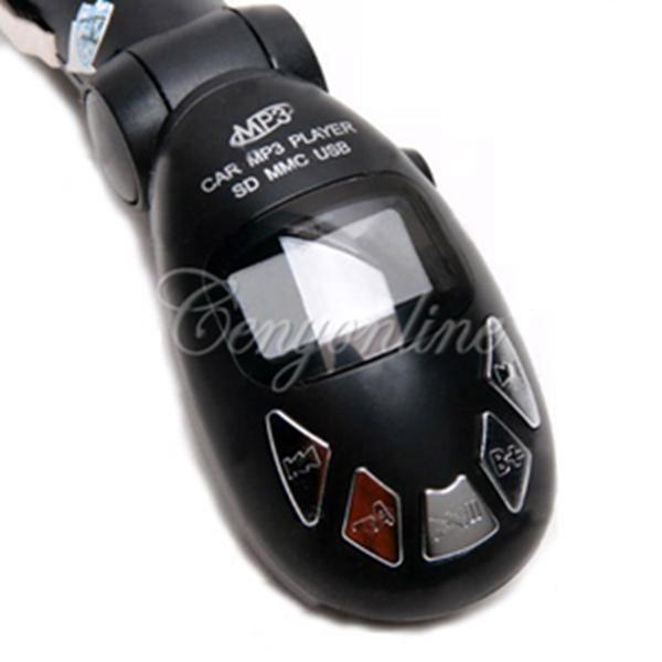 5 цвет складной сигарет USB с D MMC слот для карты W / авто комплект музыка mp3-плеер беспроводной радио FM передатчик модулятор дистанционного