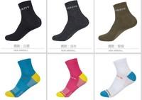 3pair/lot New 2014 Mountain bike socks cycling sport socks Road bicycle socks Material top quality
