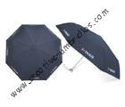Free shipping by sea,Mass cargo allowed,three fold umbrellas,pantone colour for  logo printing,wholesales,advertising parasol
