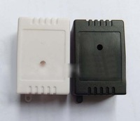 Plastic Protection Cover Case for 12V 1CH  Wireless Switch (5v-220v can be customized) Black / White