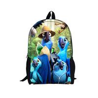 Children's backpack Rio Adventure parrot backpack