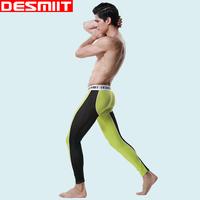 Arena DESMIIT 2014 u color block decoration male long johns thermal comfortable close-fitting u107 legging speedo