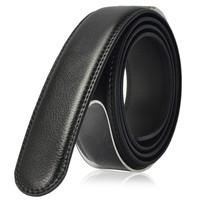 2014 New Men's Belts Genuine Leather Automatic Belt Buckle Strap Cowhide Fashion Single Male Belt