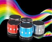 Free shipping !!Newest32!! Bluetooth speaker Mini Speaker Portable Sound box with TF Card slot + FM radio+Bluetooth