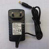 Free Shipping Eurp plug power adaptor DC12V 2A AC100~240V Input 50/60Hz Power Supply DC12V 2000mA for CCTV Camera power adapter
