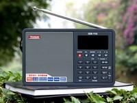 2014 New style Tecsun ICR-110 FM AM portable LCD radio/PC speaker/mic Recorder/mp3 WAV WMV player/TF digital audio player ICR110