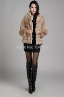 Autumn luxurious marten velvet thickening thermal loose sweater outerwear