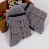 1 pair  2014 Winter and autumn Socks Men Warm Soft Classic Business Men's Sock Brand Mens Socks For Men