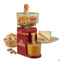 NOSTALGIA ELECTRICS household electric peanut butter maker making machine nut butter maker sesame/ walnut sauce butter maker