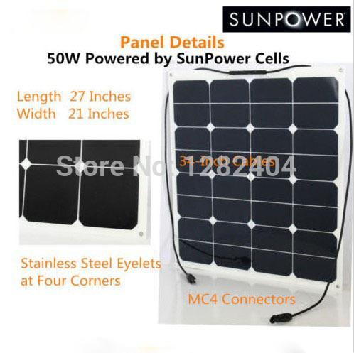 Solar 12v Flexible Flexible Solar Panel 12v