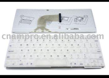 Laptop keyboard for Apple iBook G3 14.1 white US