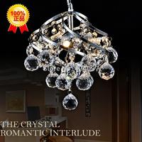 Luxury crystal chandelier modern minimalist fashion creative personality Restaurant Bar