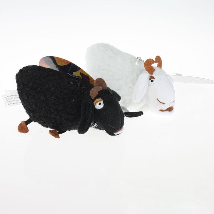 EMS 300PCS/lot Hot Sale Night Fury Plush How To Train Your Dragon Sheeps plush toy Plush 11cm Free Shipping(China (Mainland))