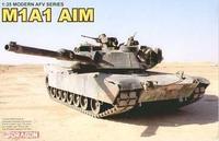 Dragon model 3535 1/35 US M1A1 AIM (Abrams Integrated Management)