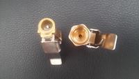 Tyre press pressure gauge digital display tyre pressure meter inflatable head copper head