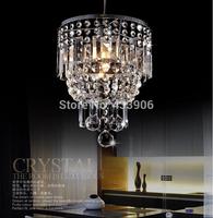 New Best-selling LED crystal droplight sitting room of balcony crystal droplight creative  K9 crystal lamp Christmas Lights