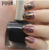 factory sale gsang brand new 24 colors crack china crackle nail lacquer polish for free shipping shatter nail beauty art varnish