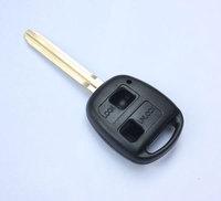 Kami 2.4 key shell despot handed two key button auto car remote control  key shell