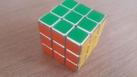 New Aluminium Alloys Magic Cube 3x3x3 DianSheng 3x3 Metal Cube 3x3 Speed cube puzzle