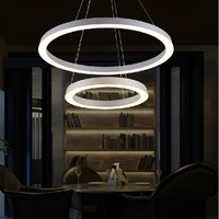 Free shipping wholesale modern luxury  LED chandelier lustre lustres de sala hanging crystal light for room guaranteed 100%