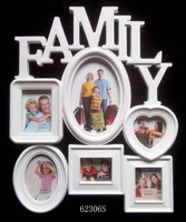 2014 Family combination 6 boxes Wall Hanging creative wall photo frame family photo frame