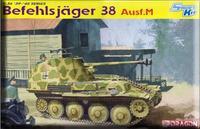 Dragon model 6472 1/35 BEFEHLSJAGER 38 Ausf.M Tank