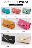 2014 new bag handbag pu leather handbag shoulder bag Messenger bag