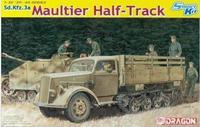 Dragon model 6761 1/35 sd.Kfz.3a Maultier Half Track