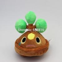 15cm Pokemon Plush Toy Bonsly Stuffed Cute Collectible Soft Stuffed Animal Doll Christmas Gift Retail