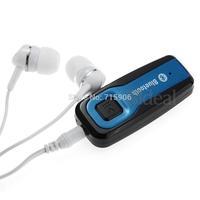50set/lot Bluetooth 4.0 Earphone 3.5mm Music Receiver Adapter Handsfree for Speaker Phone