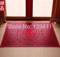 free shipping Silica gel bath mat fashion logo bedroom carpet shower room bathroom products floor mats 50*80 cm