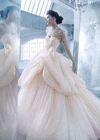 Vestidos De Noivas Gorgeous Queen Style Ball Gown Woman Dresses Sexy Wedding Dress vestido de noiva 2014 Wedding Dresses