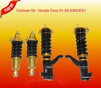 32 way adjustable coilover suspension kit For 01-05 02 03 04 H*ONDA C*ivic EM2 ES1 EP3 EU1 32 Damper (Fits: Honda C*ivic)