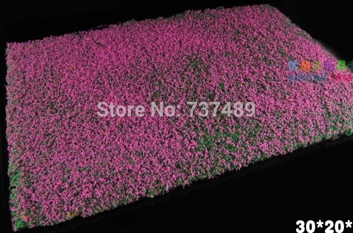 DIY manual sand table scale model terrain material broken beautiful grassland 30cm*20cm*1cm(China (Mainland))
