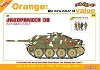 Dragon model 9148 1/35 Jagdpanzer 38 Hetzer Mid Production w/Waffen Grenadier 1944