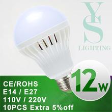 Wholesale 5730 SMD E14 E27 Led Light Bulb 3W 5W 7W 9W 10W 12W 15W LED Lamp 220V 110V Cold Warm White Led Spotlight